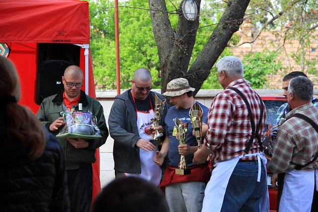 A Slovak Goulash Cook-off