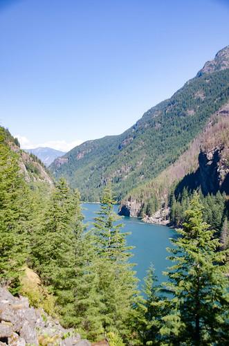 Gorge Lake and Gorge Creek Falls-001