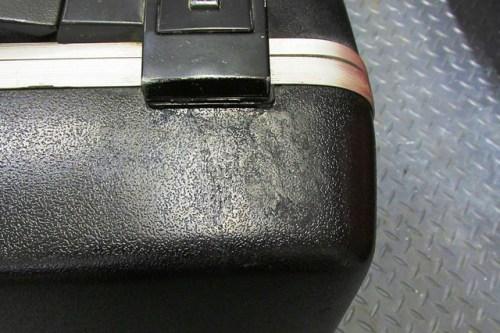 Hand Pressed Milk Jug Texturing