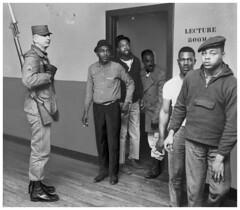 Preventive Detention for Cambridge Rights Protesters: 1964