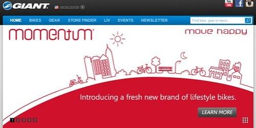 Bicycle company websites around the world