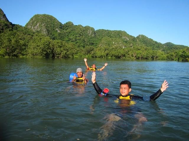 Manapot River