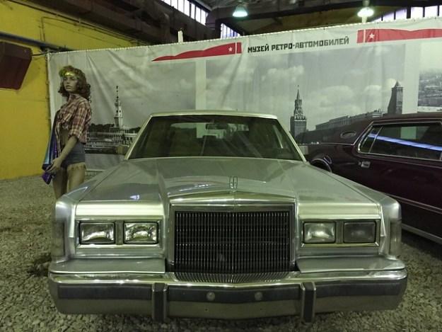 Lincoln Town Car 1981