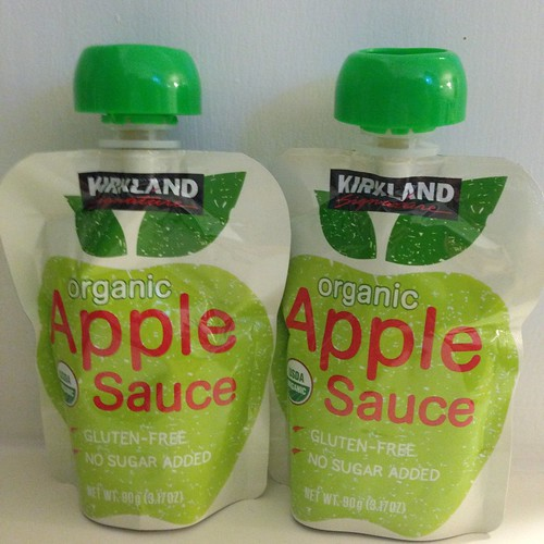 applesauce squeezy packs