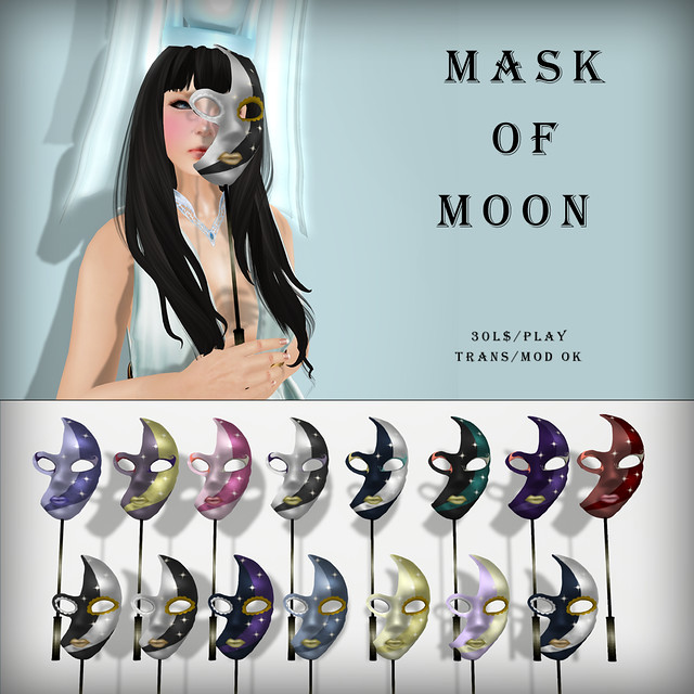 *NAMINOKE*MASK OF MOON GACHA
