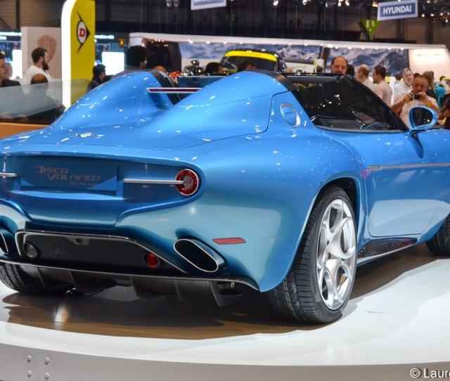 Touring Superleggera Alfa Romeo Disco Volante Spyder Alfa Romeo C Competizione By Luccio