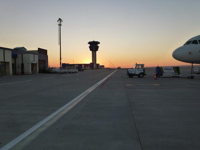 Turquie - jour 22 - Dernier jour en Cappadoce - 095 - Nevşehir Kapadokya Havalimanı