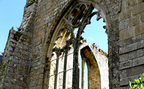 Beauport Abbey - Romance of Brittany France