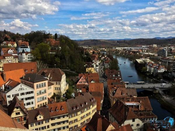 Tübingen Die besten Tipps für deinen romantischen Kurztrip - Neckar