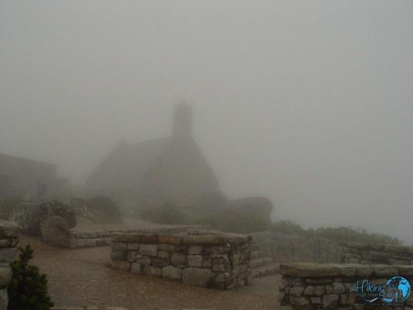 Südafrika Kapstadt Tafelberg