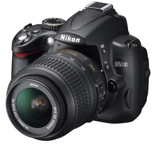 Nikon d5000 kirala