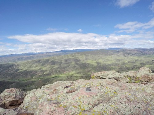 Horsetooth Mountain time lapse
