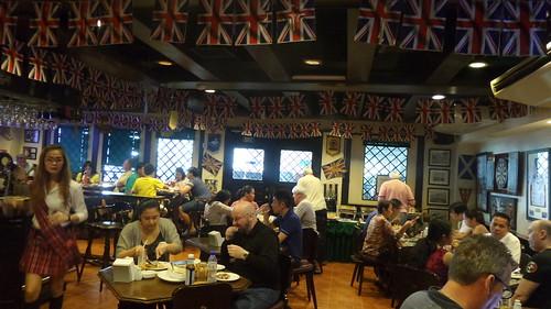 Union Jack Tavern - Alabang
