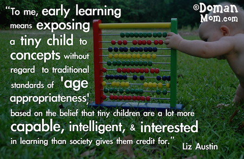 What is Early Learning