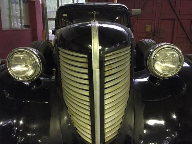 ЗИС-101А, 1939