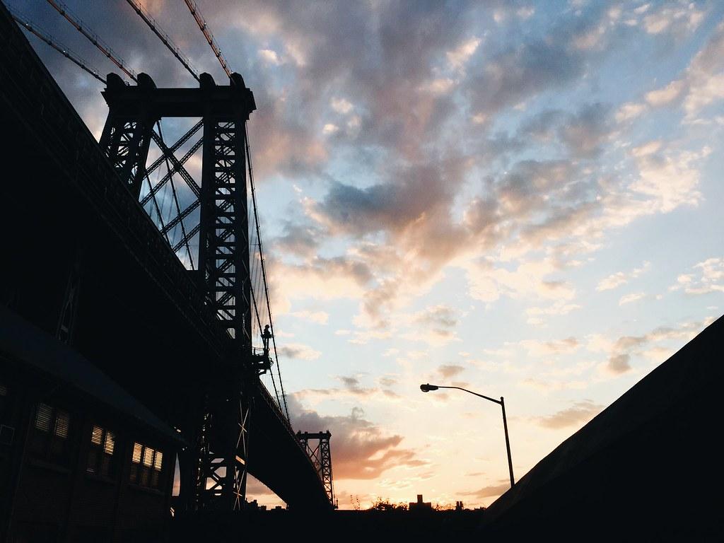 Williamsburg Bridge NYC Brooklyn