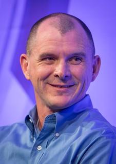 John MacFarlane, medeoprichter en CEO van Sonos