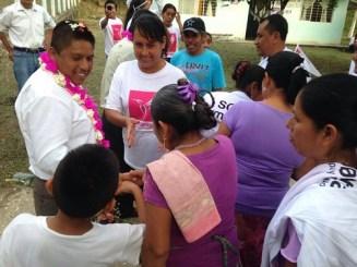 Los humanistas expusieron sus propuestas ciudadanas, como apoyo al campo, inclusión de las comunidades indígenas, fortalecimiento al empleo , salud y educación