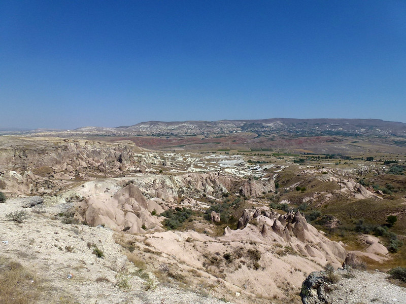 Turquie - jour 22 - Dernier jour en Cappadoce - 054 - Aktepe-Ürgüp Yolu