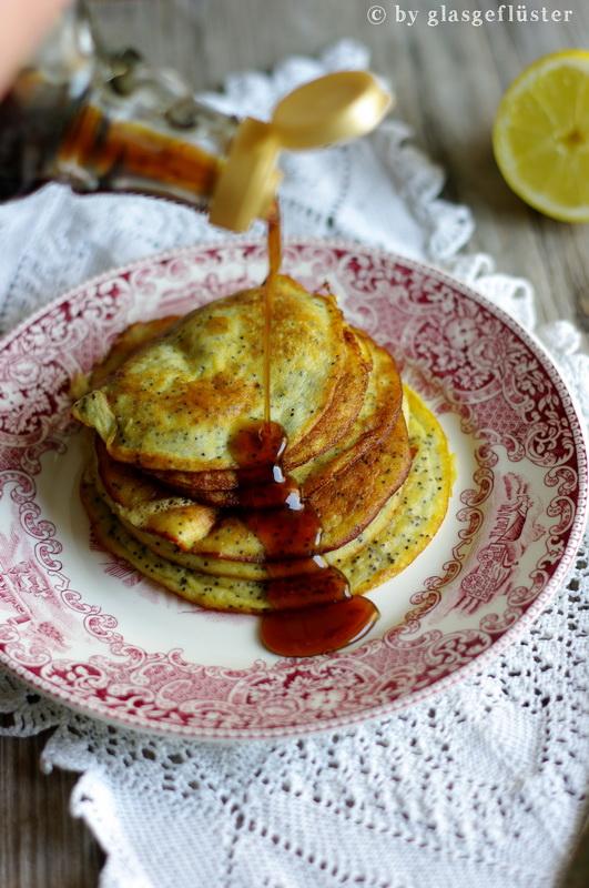 banana poppy seed pancakes by glasgeflüster 3 klein
