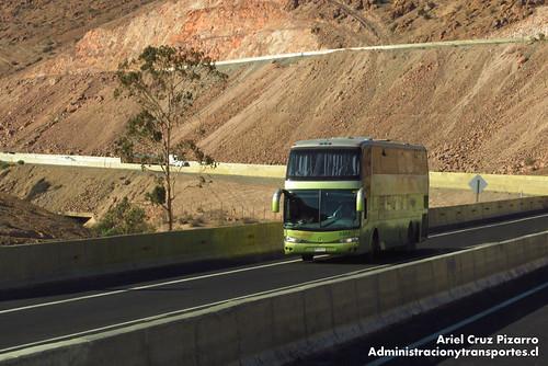 Tur Bus - Atacama - Marcopolo Paradiso 1800 DD / Mercedes Benz (CFWB51)