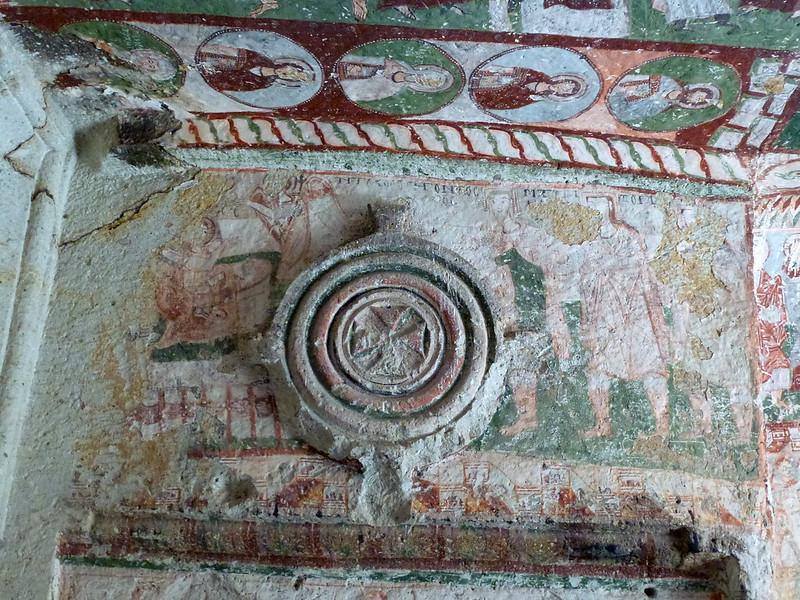 Turquie - jour 22 - Dernier jour en Cappadoce - 077 - Pancarlık Kilise