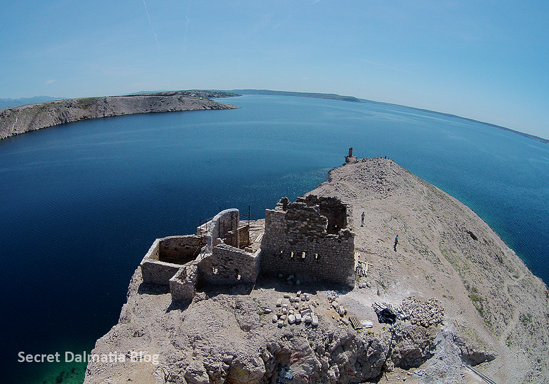 Fortica - Pag island