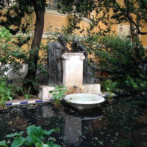 Museo Sorolla, Jardín. Madrid