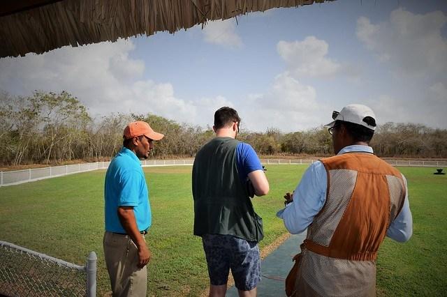 Sporting Clays in Dominican Republic