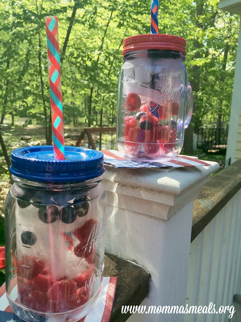 Berry Berry Celebration Pin