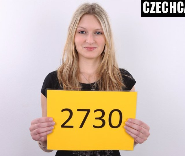 Slutty And Young Czech Girl Marketa At Czech Casting By Czechcasting