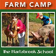 Featured Ad: Hartsbrook Farm Camp
