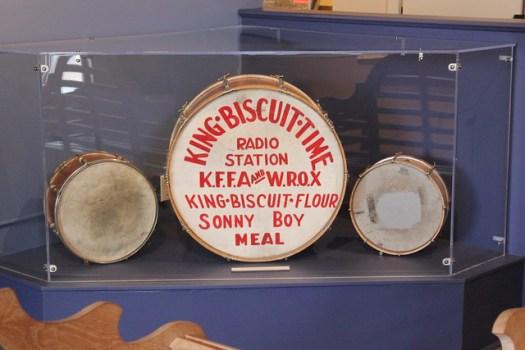 King Biscuit at Delta Cultural Center, Helena AR
