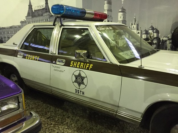 Ford Crown Victoria Sheriff 1987