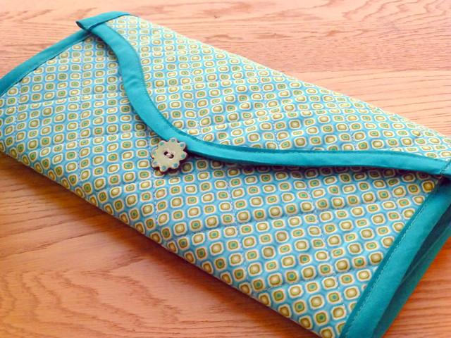 Changing mat clutch for Sarah