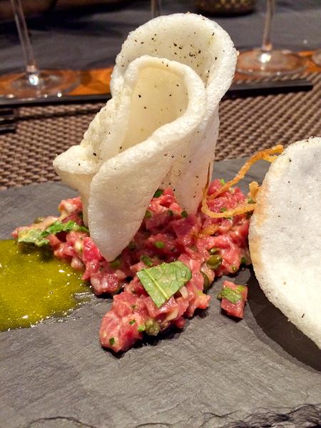 Filet of Beef Tartare
