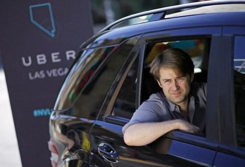 Francia refuerza controles de taxis por expansión de Uber