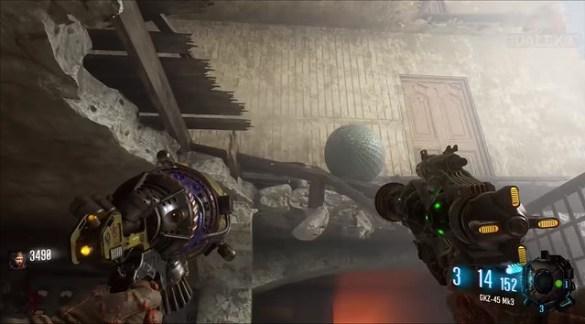 Call of Duty: Black Ops 3 Gorod Krovi Dragon Egg