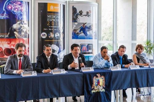 UASLP será sede de 1er Congreso Nacional de Medicina Espacial