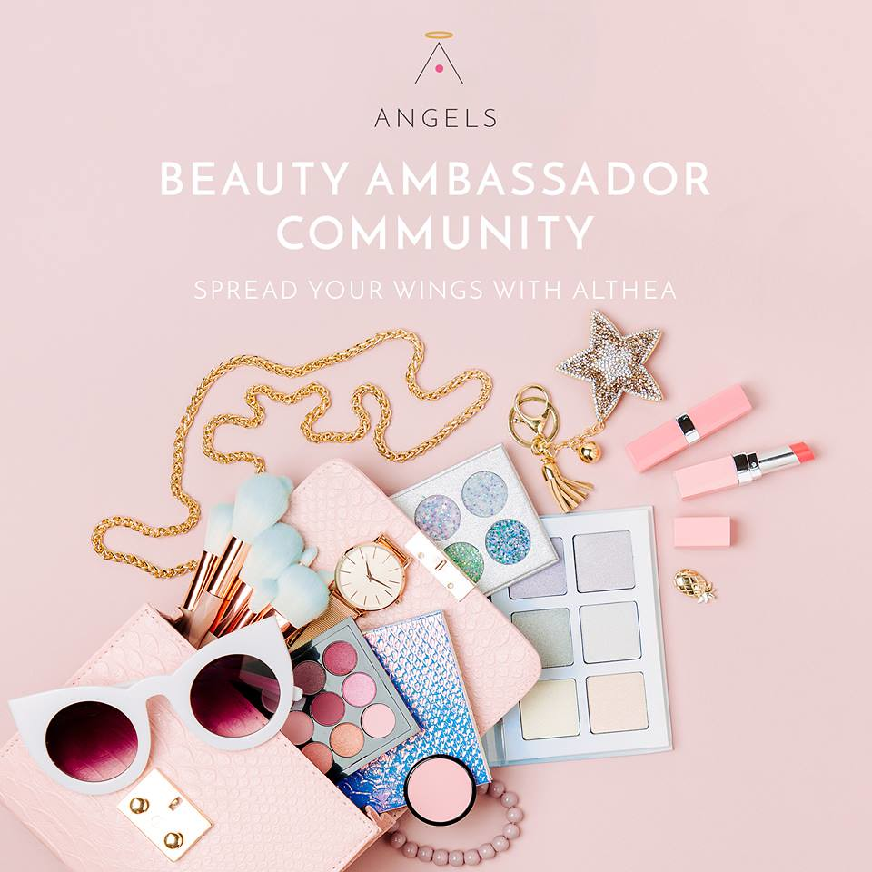 Althea Angels Beauty Ambassador