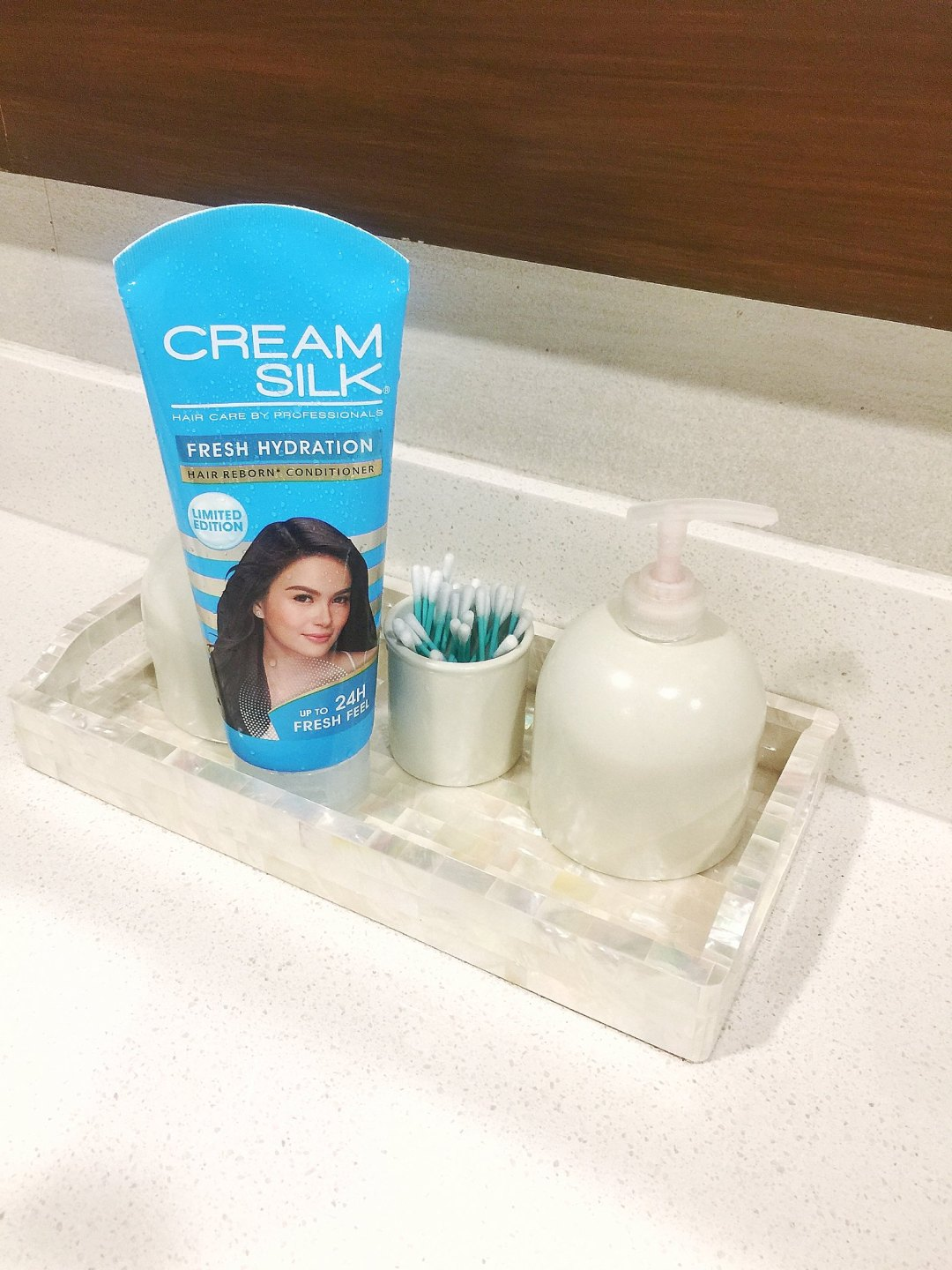 Cream Silk Fresh Hydration Conditioner | Ayesha Heart