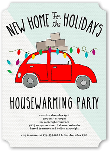 Housewarming Party Invitations Shutterfly