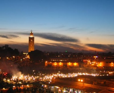 Visiting Marrakesh