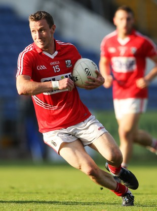 John Hayes starts for Cork in attack this weekend.