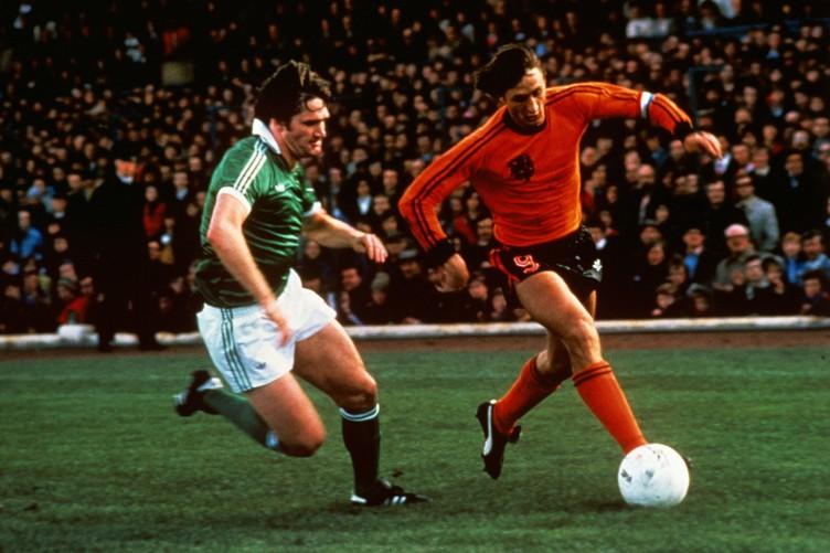 Dutch legend Johan Cruyff on how he learned to play football · The42