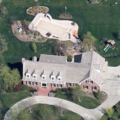 Bo Pelini S House Former In Lincoln Ne Google Maps