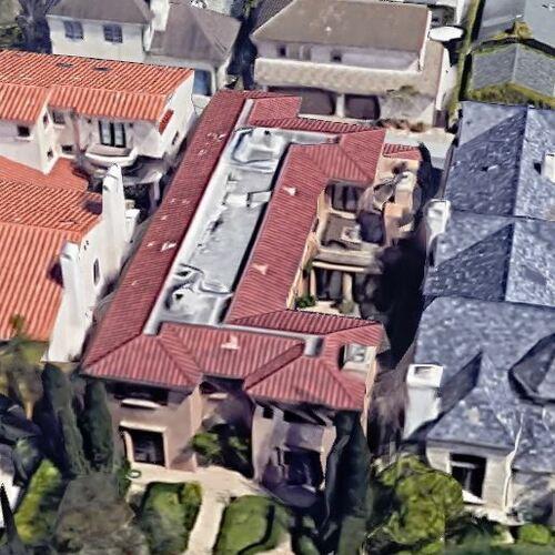 William Rick Singers House In Newport Beach CA Google Maps