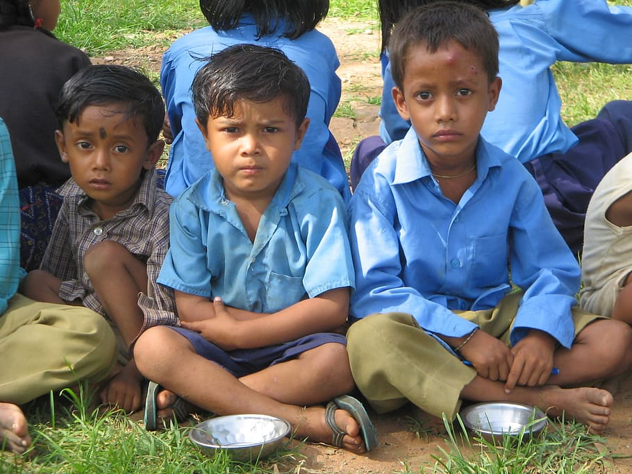 Adoption In India HD wallpaper: kids, rajasthan, children, indian, meal, baran, infants, hungry | Wallpaper Flare