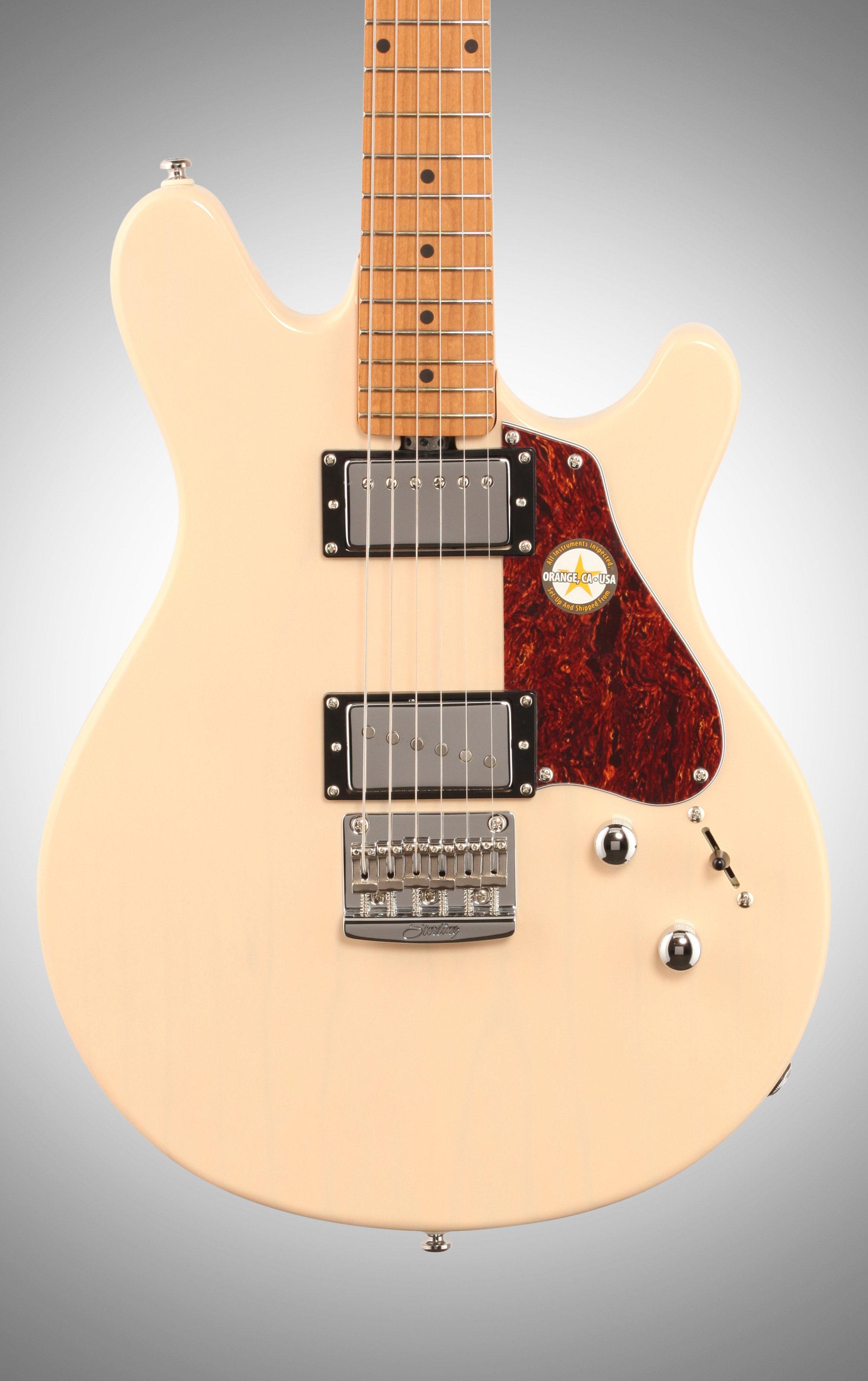 Sterling By Music Man JV60 James Valentine Signature Guitar