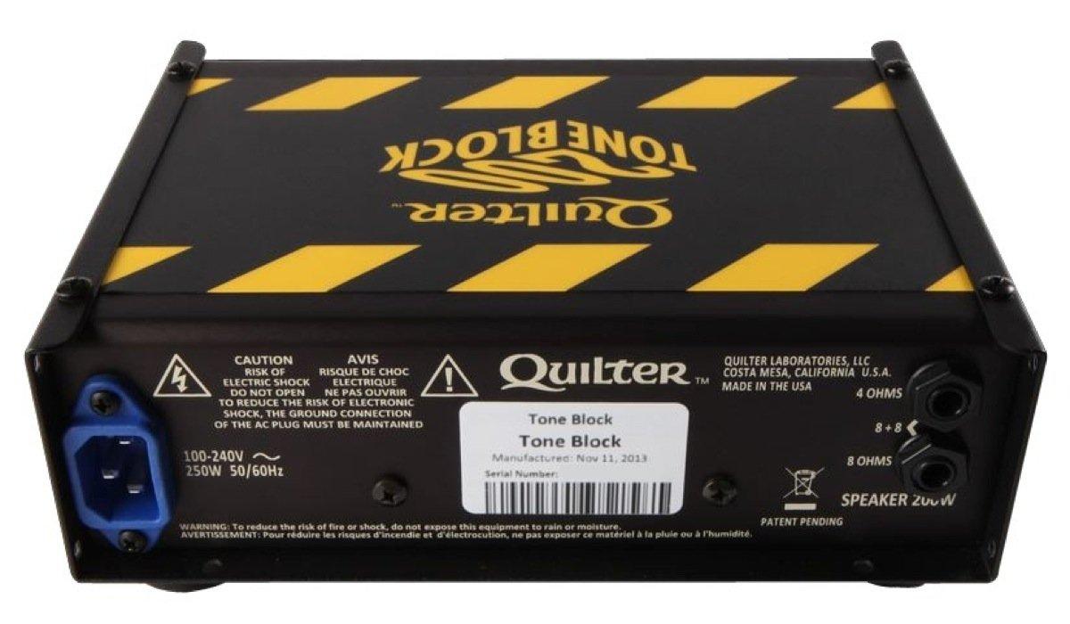 Quilter ToneBlock 200 Guitar Amplifier Head